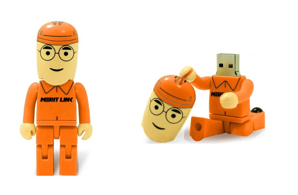 Gadget Doctor USB Flash Drive Memory Stick Customized Logo